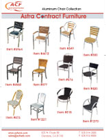 Patio Chair Catalog